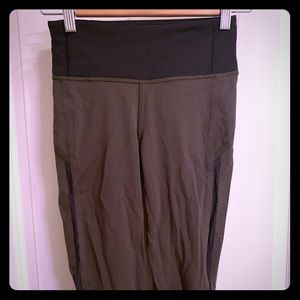 Lululemon cropped leggings special edition